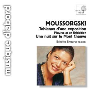 Mussorgsky: Pictures at an Exhibition (piano version) Product Image
