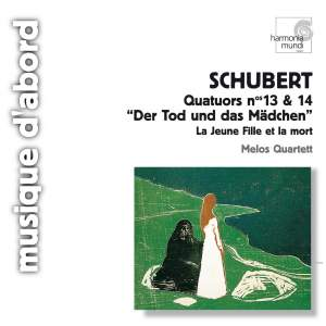 Schubert: String Quartets Nos. 13 & 14 Product Image