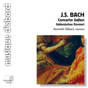 Bach, J S: Italian Concerto, BWV971, etc.