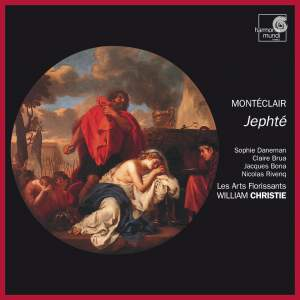 Monteclair: Jephté