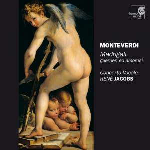 Monteverdi: Madrigali guerrieri ed amorosi