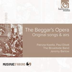 Gay: The Beggar's Opera: Original songs & airs