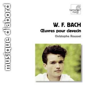 W F Bach - Harpsichord Works