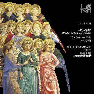 J S Bach: Christmas Cantatas from Leipzig