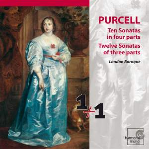 Purcell: Trio Sonatas Product Image