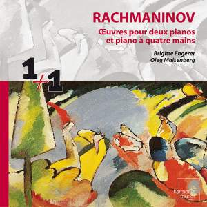Rachmaninov: Works for Two Pianos and Four-Hands Piano