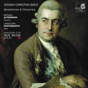 Johann Christian Bach - Symphonies & Concertos
