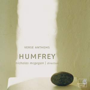 Humfrey - Verse Anthems Product Image