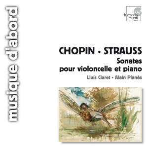 Chopin: Cello Sonata in G minor, Op. 65, etc.