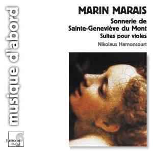 Marais, M: Sonnerie de Sainte Geneviève du Mont de Paris