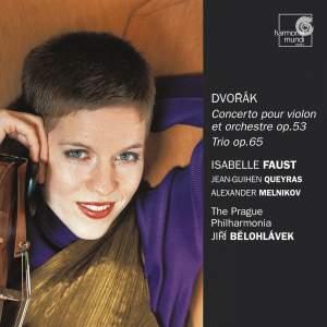 Dvorak: Violin Concerto & Piano Trio No. 3