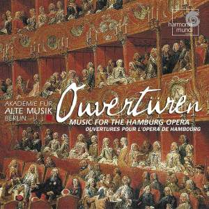 Overtures for the Hamburg Opera