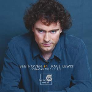 Beethoven - Piano Sonatas Volume 1 Product Image