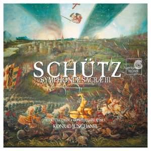 Schütz: Symphoniae Sacrae III