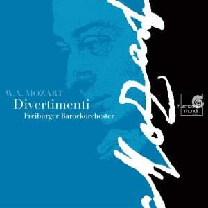 Mozart - Divertimenti