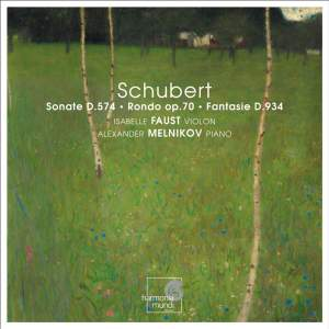 Schubert - Duos for piano & violin