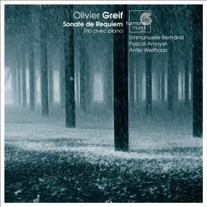 Olivier Greif: Sonate de Requiem