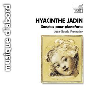 Jadin, H: Sonatas for fortepiano
