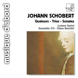 Schobert: Quartets, etc.