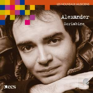 Alexander Melnikov plays Scriabin
