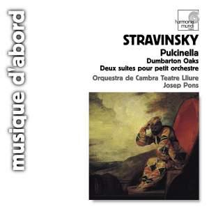 Stravinsky: Pulcinella, etc.