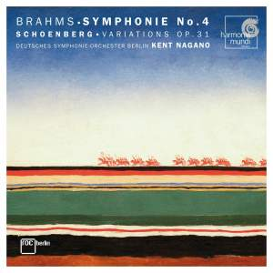 Brahms: Symphony No. 4 in E minor, Op. 98, etc.