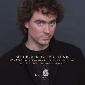 Beethoven - Piano Sonatas Volume 2