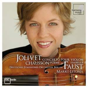 Jolivet: Violin Concerto, etc.