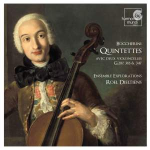 Boccherini: String Quintet Op. 29 No. 6 in G minor, G318, etc.