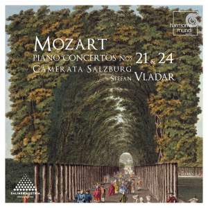 Mozart: Piano Concerto No. 21 in C major, K467 'Elvira Madigan', etc.
