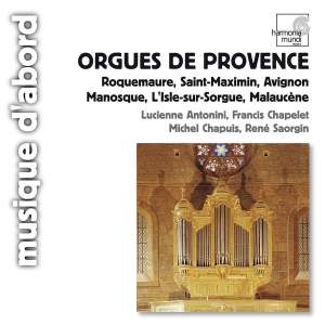 Organs of Provence