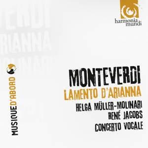 Monteverdi: Lamento d'Arianna & Madrigals