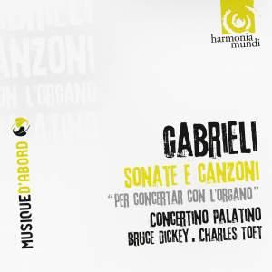 Gabrieli, G: Sonate e Canzoni