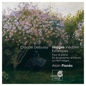 Debussy: Images Inédites Product Image
