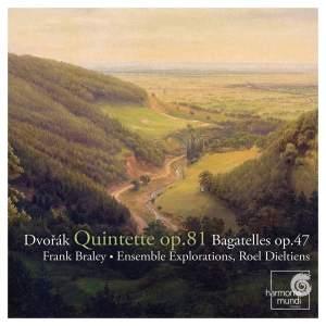 Dvorak: Piano Quintet in A major, Op. 81, etc.