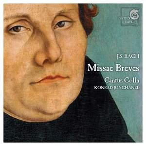 Bach - Missae breves