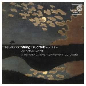 Bartok - String Quartets Nos. 5 & 6