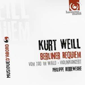 Kurt Weill: Instrumental Works