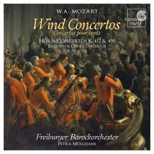 Mozart - Wind Concertos