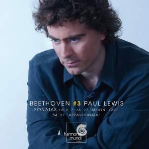 Beethoven - Piano Sonatas Volume 3 Product Image