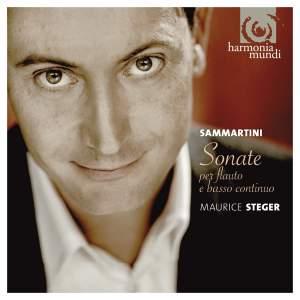 Sammartini - Sonatas for recorder & bass continuo