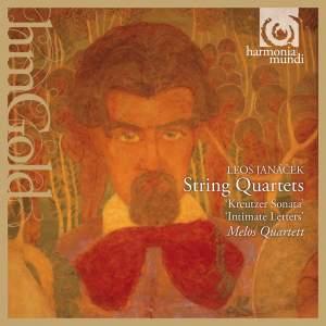 Janacek - String Quartets Product Image