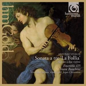 Vivaldi - Sonate a tre 'La Follia' Product Image