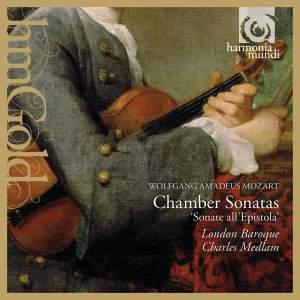 Mozart - Chamber Sonatas