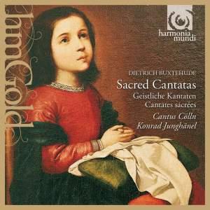Buxtehude - Sacred Cantatas Product Image