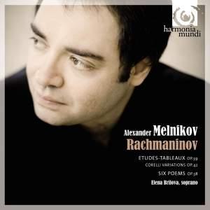 Rachmaninov: Etudes-Tableaux, Op. 39, etc.