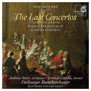 Mozart - The Last Concertos