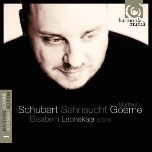 Franz Schubert : Sehnsucht (Edition Schubert - volume 1)
