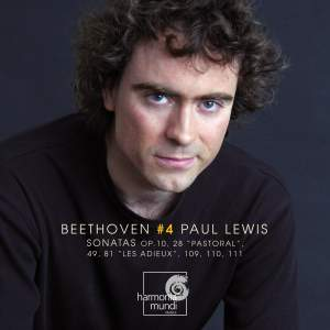 Beethoven - Piano Sonatas Volume 4