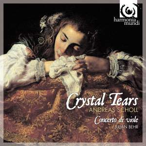 Crystal Tears (John Dowland et ses contemporains)